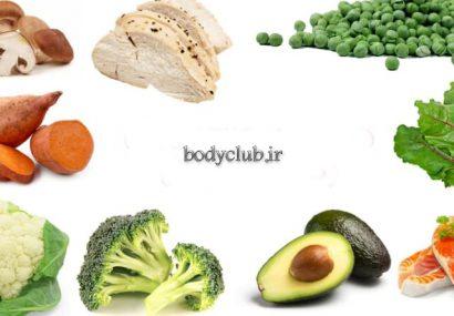 بهترین غذاهای حاوی پانتوتنیک اسید