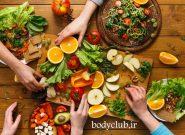بهترین میوه ها و سبزیجات برای ورزشکاران