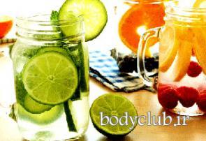 کاهش وزن با نوشیدن آب لیمو