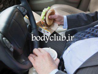ارتباط استرس و چاقی
