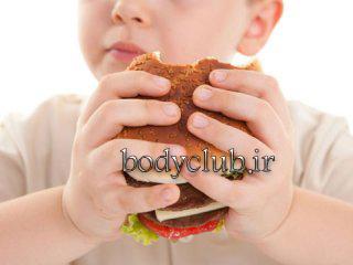 چاقی و اضافه وزن در کودکان