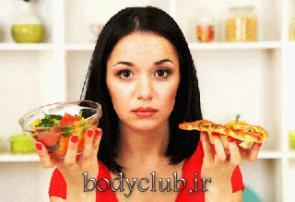 باور های غلط که باعث چاقی می شود