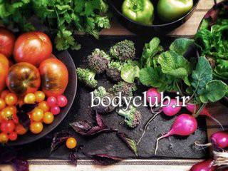 رژیم غذایی متناسب با فشار خون