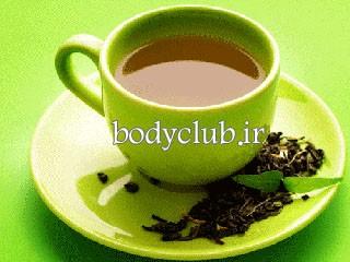 لاغری و کاهش وزن با چای سبز