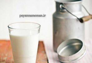 رژیم لاغری شیر