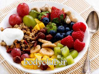 سوزاندن چربی شکم به کمک میوه ها