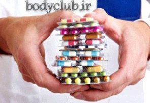 داروهایی که باعث اضافه وزن میشود