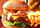 عادت های بد غذایی مردم ایران