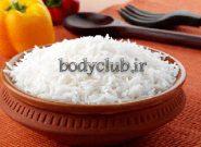 کم کردن کالری برنج